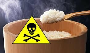 Gạo bẩn - Mối nguy tiềm ẩn trong bữa ăn hằng ngày