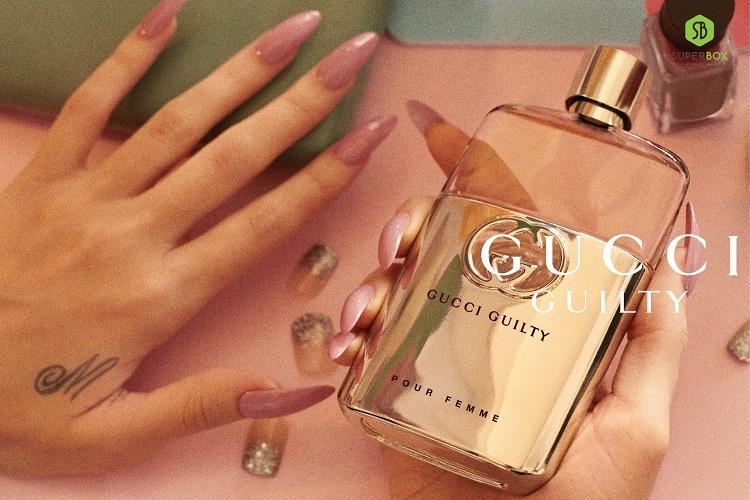 Nước hoa Gucci - Sự khác biệt ở thương hiệu