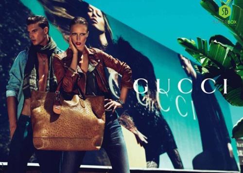 Hãng Gucci - Những điều cần biết về ông lớn nghành thời trang