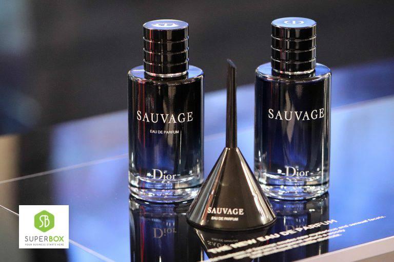 Review nước hoa nam Dior Sauvage EDP của Pháp