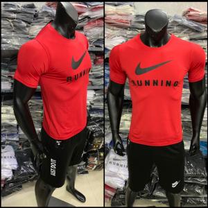 Set thể thao nam Nike Runing Đỏ