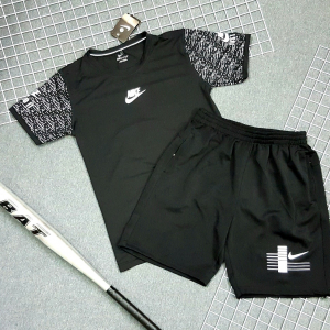 Set thể thao nam Nike Just Do It Đen