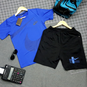 Set thể thao nam Nike Zoom Xanh Dương