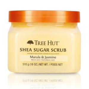 Tẩy tế bào chết cơ thể Tree Hut Shea Sugar Scrub Marula & Jasmine - 700321
