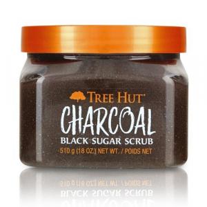 Tẩy tế bào chết cơ thể Tree Hut Charcoal Black Sugar Scrub - 700334