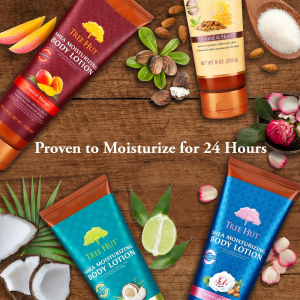 Sữa tắm Tree Hut Charcoal Detoxifying Body Cleanser - 702214
