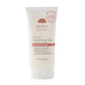 Gel rửa mặt Tree Hut Skincare Purifying Cleansing Gel Balancing Rosewater - 702041