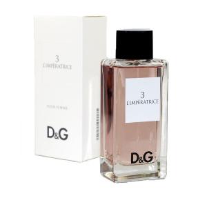 Nước hoa nữ Dolce & Gabbana 3 L'imperatrice