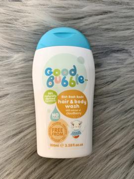 Sữa tắm gội trẻ em hương cloudberry