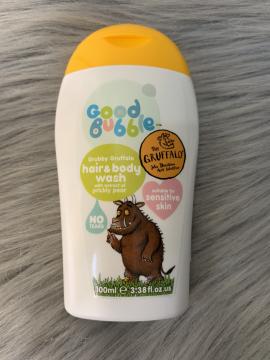 Sữa tắm gội trẻ em hương lê gai