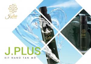 Combo 3 chai XỊT NANO J.PLUS - Xịt Nano Hủy Mỡ J.PLUS