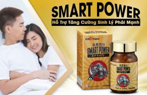 Viên uống tăng cường sinh lực Smart Power-Tăng cường sinh lý nam