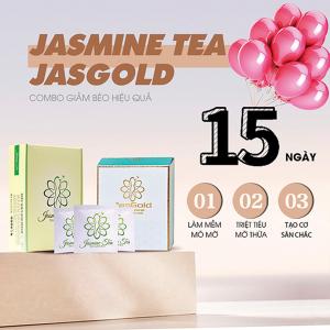 COMBO GIẢM CÂN JASMINE – JASGOLD