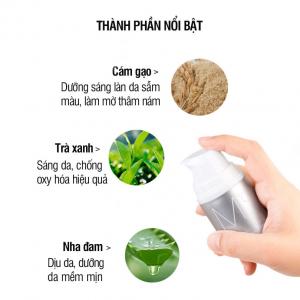 Combo Chăm Sóc Da Nam MdoC - Toner Up Da Nam