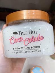 Tẩy tế bào chết Tree Hut Shea Sugar Scrub - Coco Colacla, 510g
