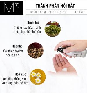 Tinh Chất Dưỡng Ẩm Da Nam MdoC Relief Essence Emulsion