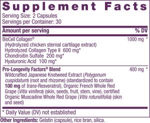 Viên Uống Đẹp Da Khỏe Khớp Collagen Booster 60 viên