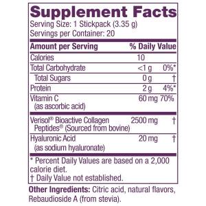 Nước Uống Giảm Nếp Nhăn Collagen Candy Hương Táo 20 gói