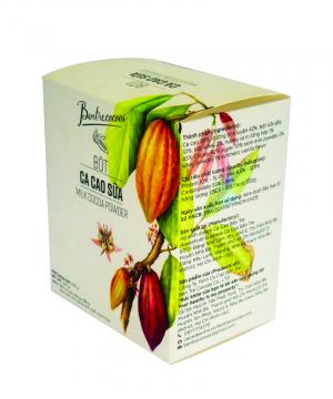 Bột cacao sữa gu đắng - Đặc sản Bến Tre