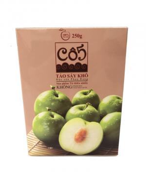 Táo sấy khô Cô 5 - Đặc sản Phan Rang